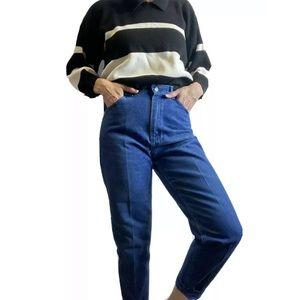 Vintage Lee super high rise Mom Jeans Size 12